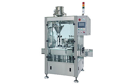 LW-16PF Automatic Powder Filling machine
