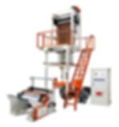 SJ-A Series Semi-auto Winder HD/LDPE Film Blowing Machine