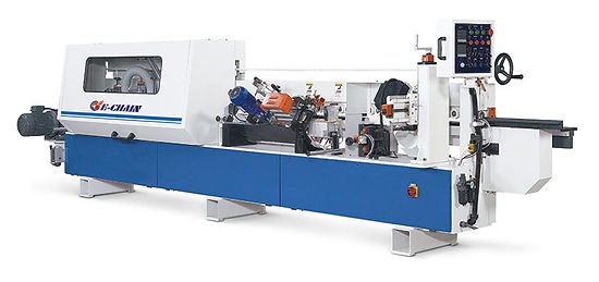 自動貼邊機ECE-500J / Automatic Edge Banding Machine ECE-500J