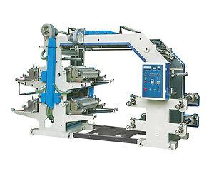 YT61000 Flexo Printing Machine