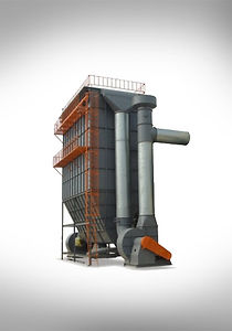 WHOLE PLANT EQUIPMENT OF DUST COLLECTORS