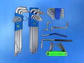 Hex. Key Wrenches-六角板手