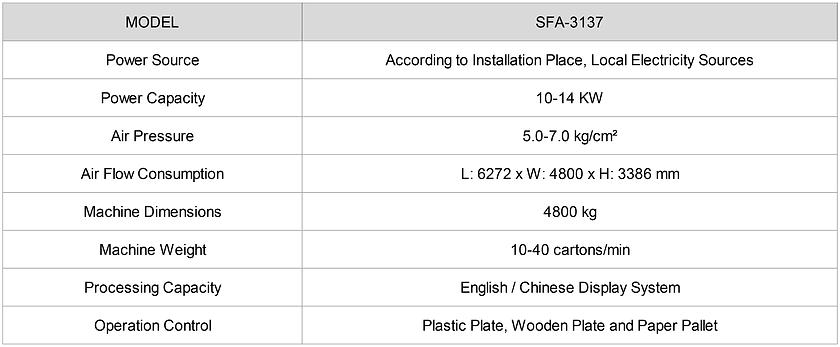 低床式疊棧系統