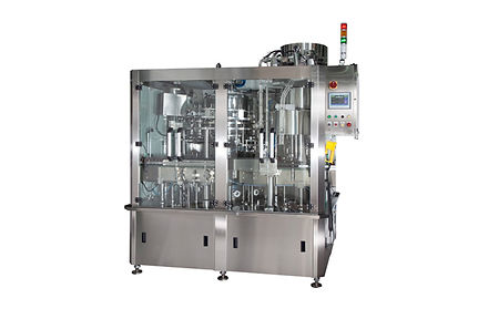 LW-12QF4S  Automatic Rotary Quantitatively Filling & capping machine