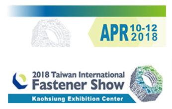 2018 Taiwan International Fastener Show