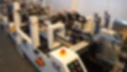 GM-550/650 全自动糊盒机