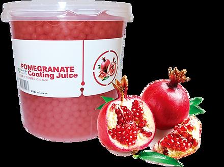 Pomegranate Coating Juice