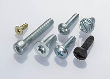 TRILOBULAR THREAD FORMING SCREW