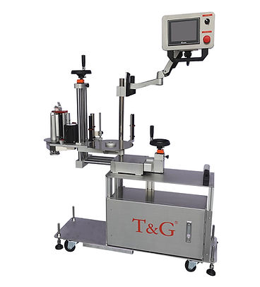 Side / Top Labeling Machine (Support-stand Type)