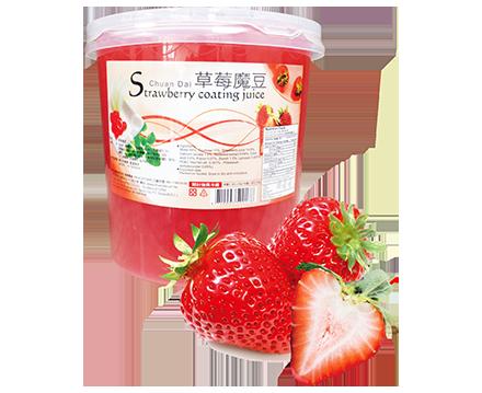 Strawberry Coating Juice