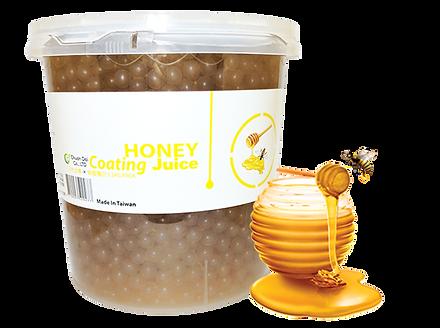 Honey Coating Juice