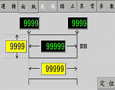 PLC Automatic Positioning System
