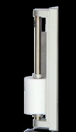 LA-320 白色矽膠輪組