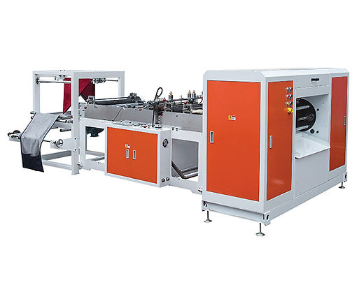 BML Double Lines Garbage Bag Making Machine