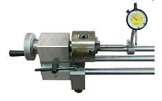 Tailstock Run-Out Measuring Chuck (Optional Accessories)