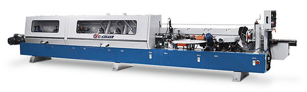 自動貼邊機ECE-750J/ Automatic Edge Banding Machine ECE-750J