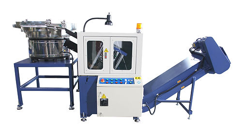Automatic feeding screw straightening machine CK-320