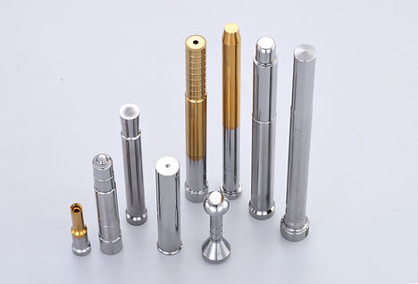 ROUND PUNCHES PINS
