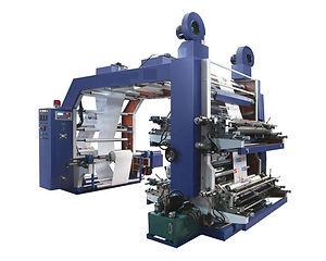 GYT61000 High Speed Gear System Flexo Printing Machine