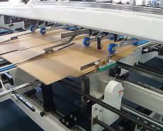Gluing Unit Section