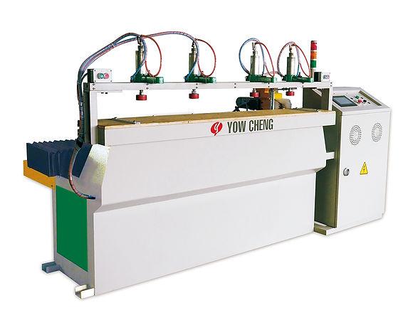 YC-BM6 鑽孔 / 銑槽複合機