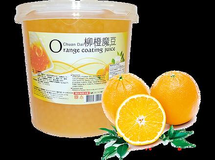 Orange Coating Juice