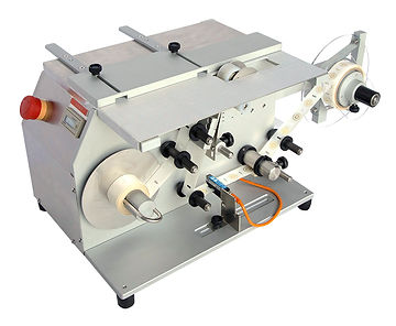 Semi-automatic Right Angle Labeling Machine (Desktop type) LA-505