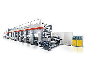 AYJ-E Super Speed Seven Motor Rotogravure Printing Machine