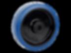 14R-b 藍色彈性膠胎