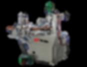 YC-T3AO 自動氣壓退料三角連接木鑽孔專用機
