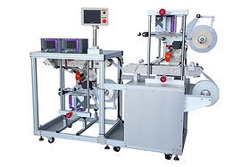Auto Flat-surface Top/Bottom Labeler