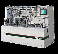 PCD-868 光碟盒高速玻璃紙包裝機