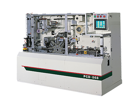 PCD-868 COMPACT DISC OVERWRAPPING MACHINE