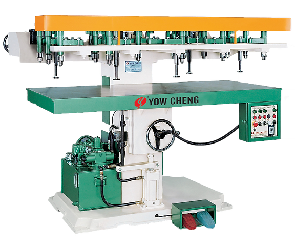 SV-206 VERTICAL MULTIPLE SPINDLE BORING MACHINE