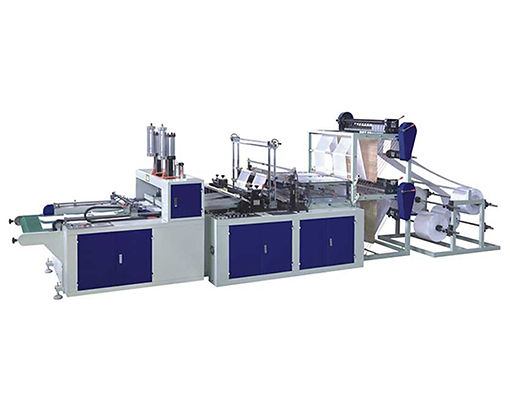 SHXJ Cold Cutting Bag Making Machine