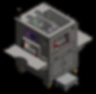 ML1 電熱式(轉盤式)半自動熱壓機