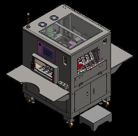 ML1 電熱式(轉盤式) 半自動熱壓機