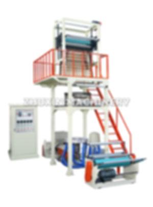 SJ-A Series HD/LDPE Film Blowing Machine