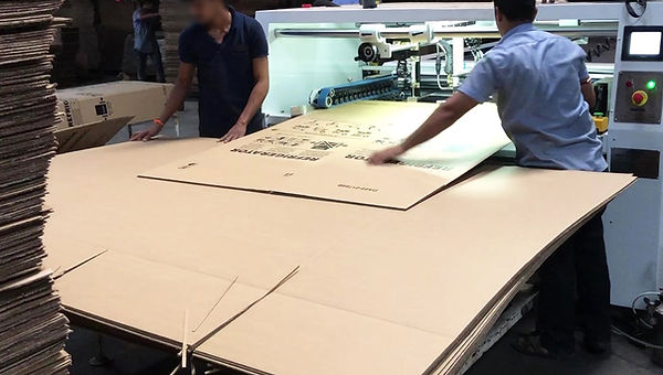 One & Multiple-Piece Folder Gluer