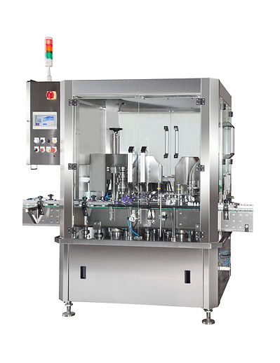 LW-4QF2MS2 Automatic Quantitatively Filling、 Plugging and capping machine