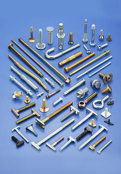 T-Bolts and Special Fasteners