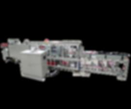 袖口式全自動高速纏繞式包裝機 - 伺服馬達控制