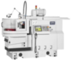 Rotary Table Surface Grinder-Ram type