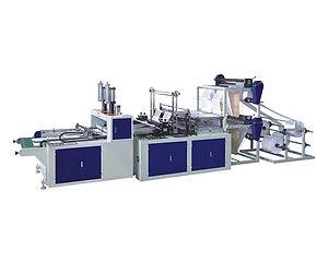 SHXJ Cold Cutting Bag Making Machine
