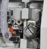 Unidad de Pulido con motor de 1/4 HP (0,18 kW) para la limpieza de bordes
