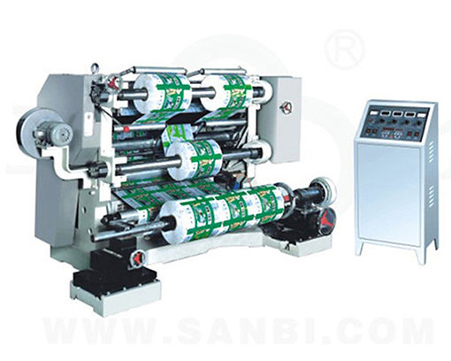 LFQ Vertical Slitting Rewinding Machine