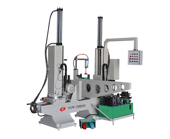 YC-HSC750 Automatic Hydraulic Notching Machine