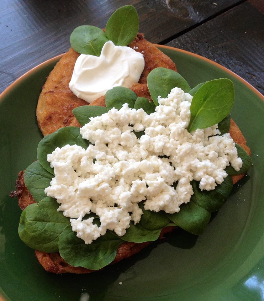Kecske cottage cheese