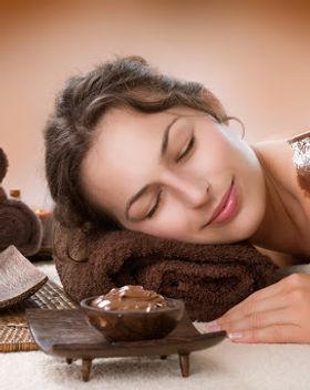 Chocolate Truffle Body Wrap