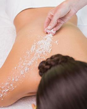 Body Sugar Scrub Treatment